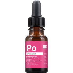 Dr Botanicals - Gesichtspflege - Pomegranate Superfood Brightening Eye Serum