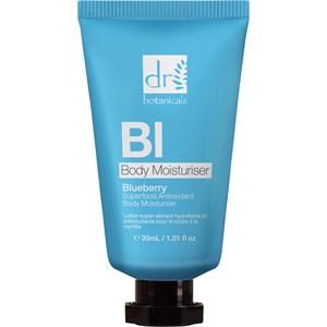 Dr Botanicals - Körperpflege - Blueberry Superfood Antioxidant Body Moisturiser