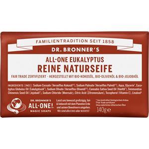 Dr. Bronner's - Körperpflege - All-One Eukalyptus Reine Naturseife