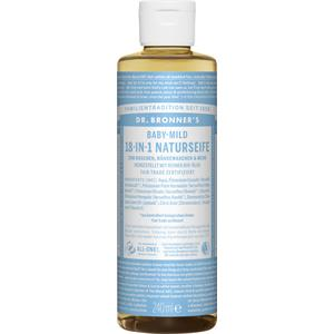 Dr. Bronner's - Body care - Baby-Mild 18-in-1 Natural Soap