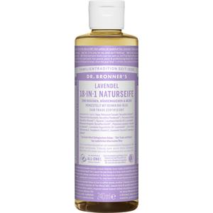 Dr. Bronner's - Body care - Lavender 18-in-1 Natural Soap