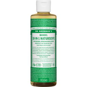Dr. Bronner's - Body care - Almond 18-in-1 Nature Soap