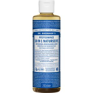 Dr. Bronner's - Body care - Peppermint 18-in-1 Natural Soap