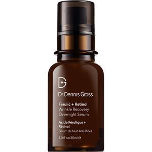 Dr Dennis Gross Skincare - Ferulic + Retinol - Ferulic + Retinol Wrinkle Recovery Overnight Serum