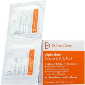 Image of Dr. Dennis Gross Skincare Pflege Gesicht Alpha Beta Daily Face Peel Pack 30 Stk.