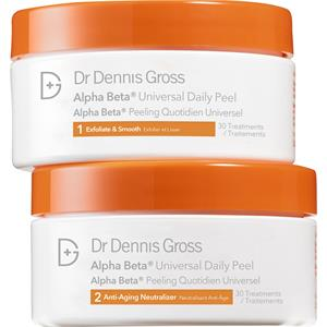 Image of Dr. Dennis Gross Skincare Pflege Gesicht Alpha Beta Daily Face Peel Tiegel 30 Stk.