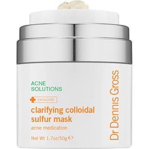 Dr. Dennis Gross Skincare - Gesicht - Clarifying Collodial Sulfur Maske