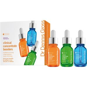 Dr Dennis Gross Skincare - Gesicht - Clinical Concentrate Cocktail Kit