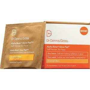 Dr Dennis Gross Skincare - Glow + Tan - Alpha Beta Glow Pad