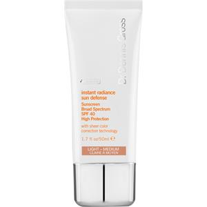 Dr Dennis Gross Skincare - Glow + Tan - Instant Radiance Sun Defense SPF 40