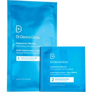 dr-dennis-gross-skincare-pflege-hyaluronic-marine-daily-essentials-hyaluronic-hydrating-mask-2x-step-1-hyaluronic-cushion-gel-45-g-2x-step-2-activat