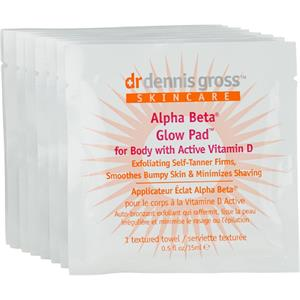 Dr Dennis Gross Skincare - Körper - Alpha Beta Glow Pad Body