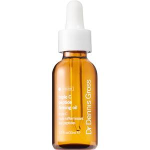 Dr. Dennis Gross Skincare - Körper - Triple C Peptide Firming Oil