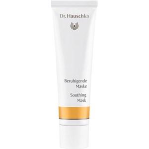 Dr. Hauschka - Gesichtspflege - Hautberuhigende Maske