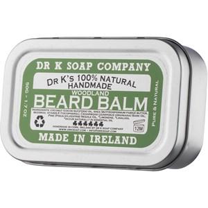 Dr. K Soap Company - Pflege - Beard Balm Woodland Spice