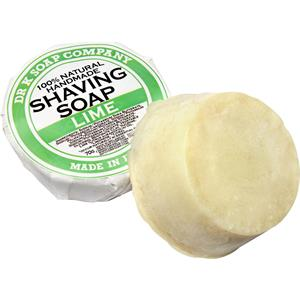 Dr. K Soap Company - Pflege - Lime Shaving Soap