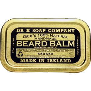 Image of Dr. K Soap Company Bartpflege Pflege Peppermint Beard Balm 50 g