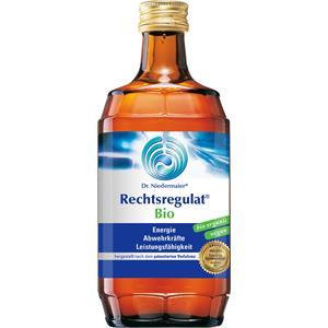Dr. Niedermaier - Nahmrungsergänzung - Rechtsregulat Bio