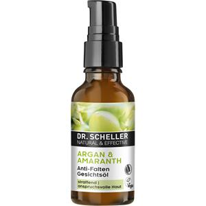Dr. Scheller - Argan & Amaranth - Anti-Wrinkle Face Oil