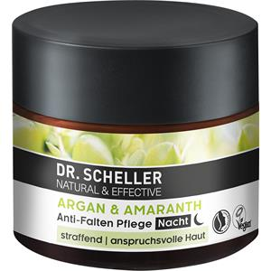 Dr. Scheller - Argan & Amaranth - Anti-Wrinkle Night Time Care