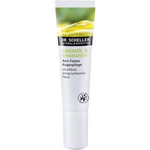 Dr. Scheller - Arganöl & Amaranth - Anti-Falten Augenpflege