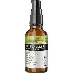 Dr. Scheller - Argan Oill & Amaranth - Anti-Wrinkle Face Oil