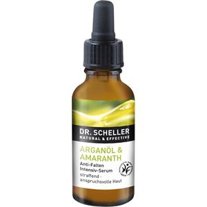 Image of Dr. Scheller Gesichtspflege Arganöl & Amaranth Anti-Falten Intensiv-Serum 30 ml