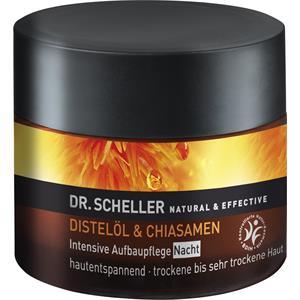 Dr. Scheller - Distelöl & Chiasamen - Intensive Aufbaupflege Nacht