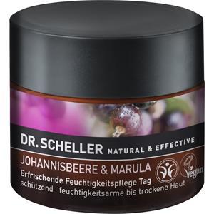 Dr. Scheller - Johannisbeere & Marula - Erfrischende Feuchtigkeitspflege Tag