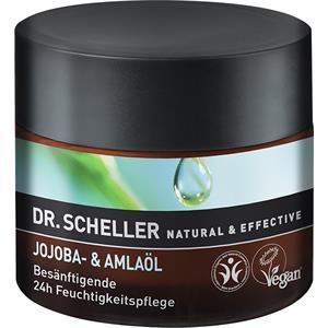 Dr. Scheller - Olejek jojoba i amla - Besänftigende 24H Feuchtigkeitspflege