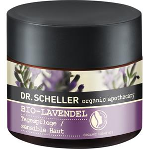 Dr. Scheller - Organic Apothecary - Bio-Lavendel Tagespflege