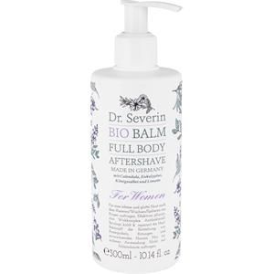 Dr. Severin - Rasurpflege - Bio Balm Full Body Aftershave for Women
