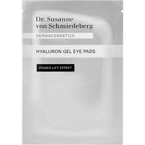 Dr. Susanne von Schmiedeberg - Augenpflege - Hyaluron Gel Eye Pads