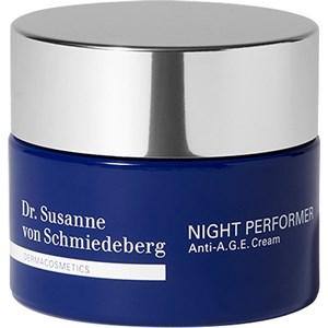 Dr. Susanne von Schmiedeberg - Face creams - Anti-A.G.E. Cream Night Performer