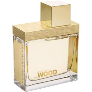 Dsquared² - Golden Light Wood - Eau de Parfum Spray