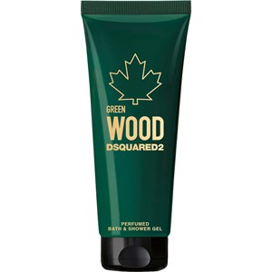 Dsquared2 - Green Wood - Bath & Shower Gel