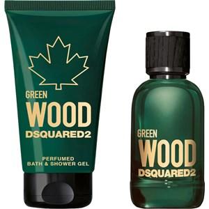 Dsquared2 - Green Wood - Geschenkset