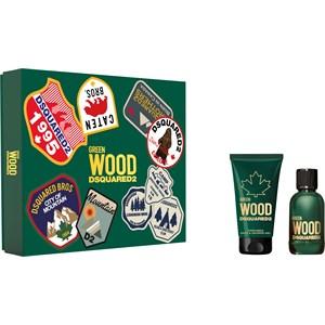 Dsquared2 - Green Wood - Gift Set