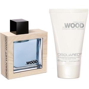 Dsquared² - Ocean Wet Wood - Geschenkset