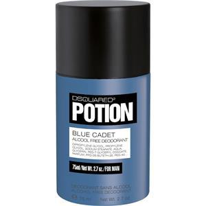 Dsquared² - Potion Blue Cadet - Alcohol Free Deodorant Stick