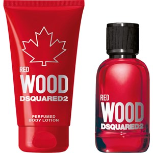 Dsquared2 - Red Wood - Gift set