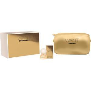 Damendüfte Want Geschenkset Eau de Parfum Spray 50 ml + Kosmetiktasche 1 Stk.