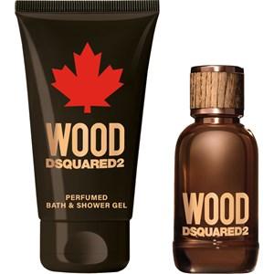 Dsquared2 - Wood Pour Homme - Geschenkset