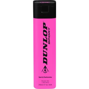 Image of Dunlop Damendüfte Sporty Fashionista Shower Gel 250 ml