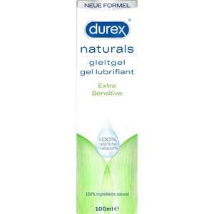 Durex - Gleitgele - Naturals Gleitgel Extra Sensitive