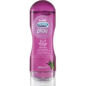 Durex - Gleitgele - Play 2 in 1 Massage & Gleitgel Aloe Vera