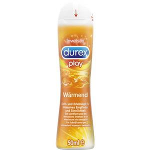 Durex - Gleitgele - Play Wärmend Gleit- und Erlebnisgel