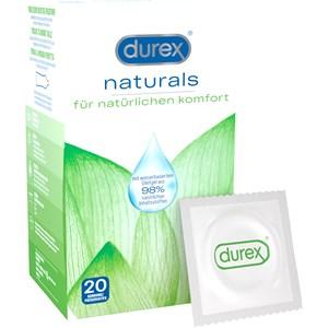 Durex - Condoms - Naturals