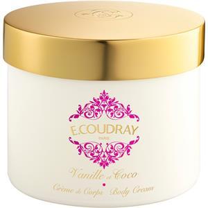 E. Coudray - Vanille et Coco - Body Cream