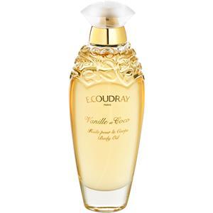 E. Coudray - Vanille et Coco - Body Oil